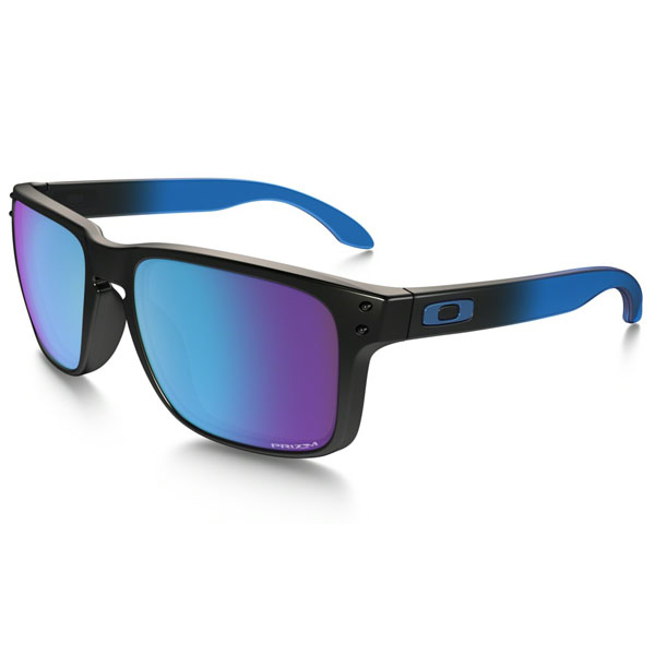 Men Oakley HOLBROOK™ PRIZM™ POLARIZED SAPPHIRE FADE COLLECTION OO9102-D255 Outlet Online