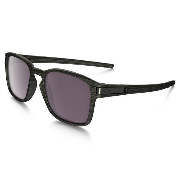 Men Oakley LATCH™ SQUARE PRIZM™ DAILY POLARIZED WOODGRAIN COLLECTION OO9353-10 Outlet Online