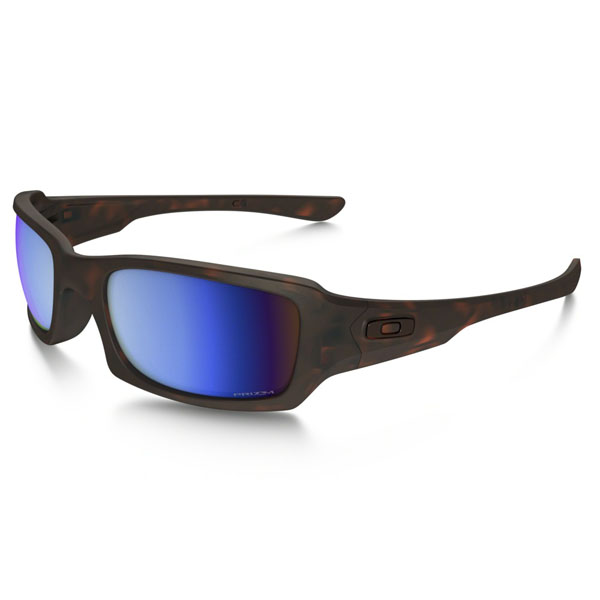 Men Oakley FIVES SQUARED PRIZM™ DEEP WATER POLARIZED OO9238-17 Outlet Online