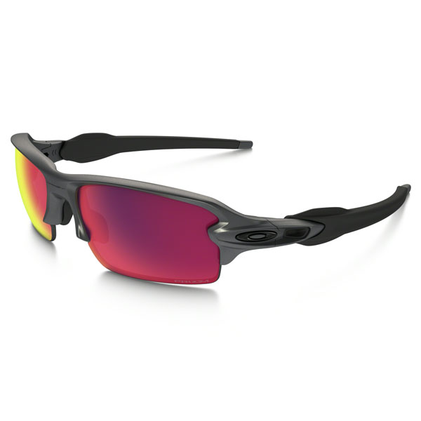 Men Oakley FLAK™ 2.0 PRIZM™ ROAD STEEL COLLECTION (ASIA FIT) OO9271-15 Outlet Online