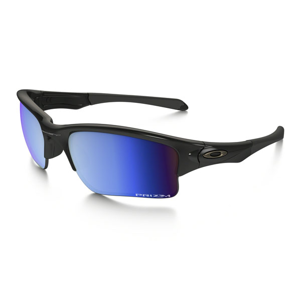 Men Oakley QUARTER JACKET™ (YOUTH FIT) PRIZM™ DEEP WATER POLARIZED OO9200-16 Outlet Online