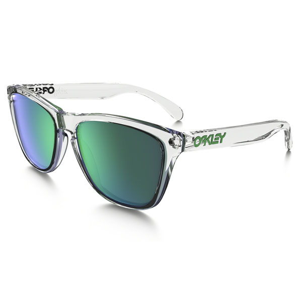 Women Oakley FROGSKINS CRYSTAL COLLECTION OO9013-A3 Outlet Online