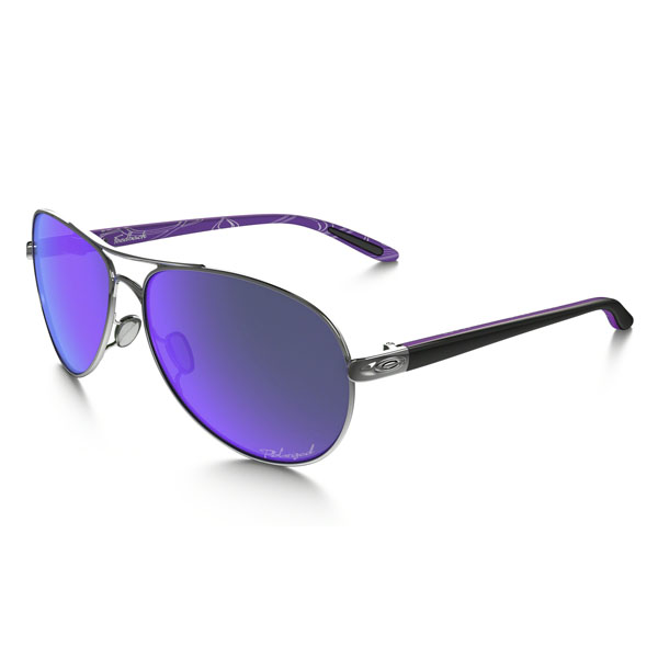 Women Oakley FEEDBACK™ POLARIZED VIOLET HAZE COLLECTION OO4079-23 Outlet Online